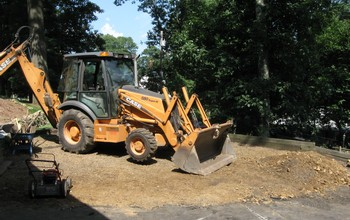 Yard Grading Services